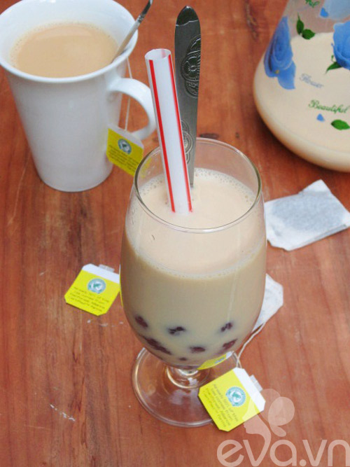 Cách làm trà sữa trân châu ngon tuyệt - 10