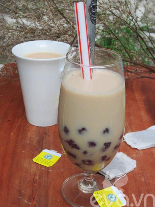 Cách làm trà sữa trân châu ngon tuyệt - 8