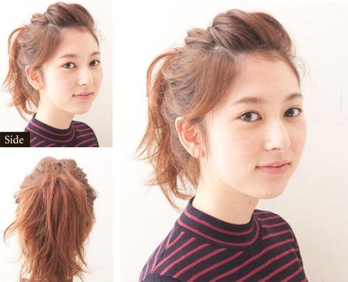 3 biến tấu xinh yêu cho kiểu tóc xoăn nhẹ