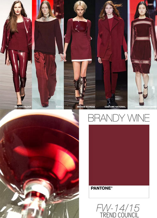 """Đỏ rượu vang - """"Nữ hoàng"""" sắc màu của mùa đông - 6"""