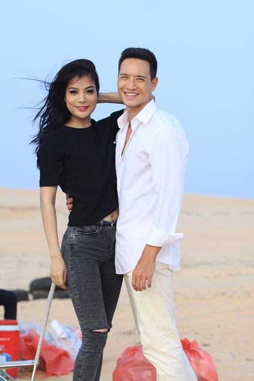 """Trương Ngọc Ánh và """"người tình tin đồn"""" mặc tuyệt đẹp - 15"""