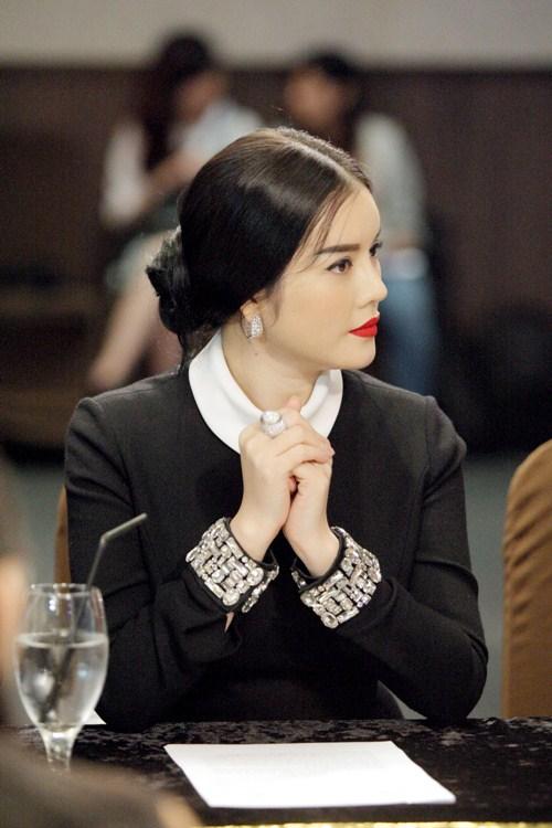 Lý Nhã Kỳ tự tin tổ chức fashion show chuẩn quốc tế - 10