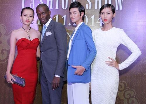 Lý Nhã Kỳ tự tin tổ chức fashion show chuẩn quốc tế - 14
