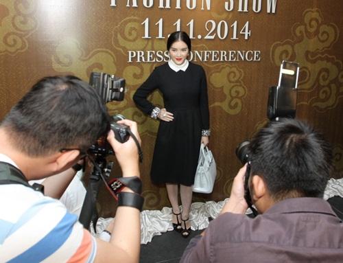 Lý Nhã Kỳ tự tin tổ chức fashion show chuẩn quốc tế - 3