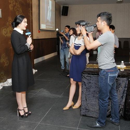 Lý Nhã Kỳ tự tin tổ chức fashion show chuẩn quốc tế - 5